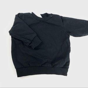 H&M baby organic cotton sweater